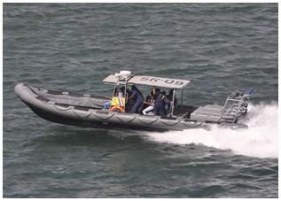 Aduana de Aruba lamenta la muerte de dos venezolanos en el mar