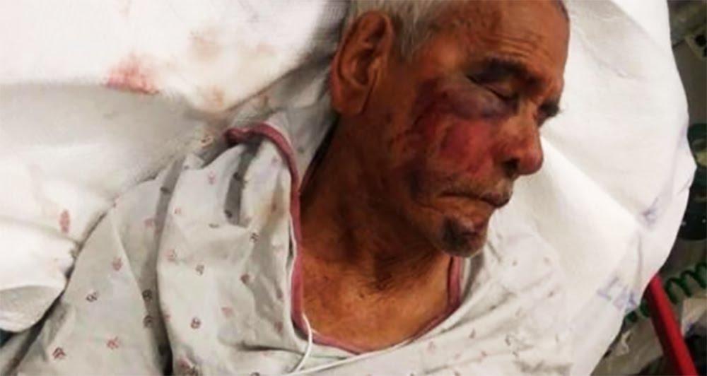 """En EE.UU.mujer golpeó a un anciano y le dijo """"regrese a su país"""""""