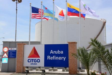 Citgo Aruba invertirá $35 millones para reanudar el trabajo de remodelación de la refinería