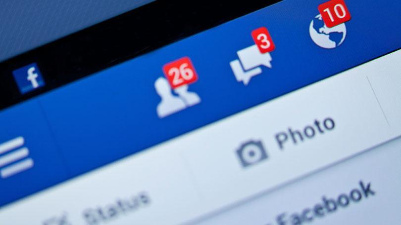Facebook cierra perfiles falsos vinculados con manipulación de opinión
