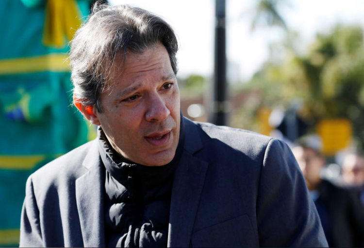 Acusan de irregularidades a compañero de fórmula de Lula para comicios presidenciales en Brasil