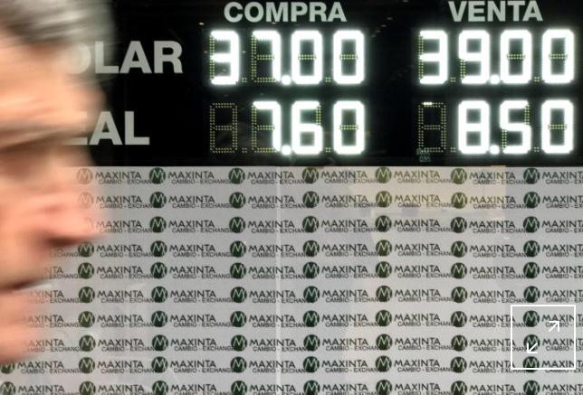 Argentina anunciará nuevas medidas en medio de desplome del peso