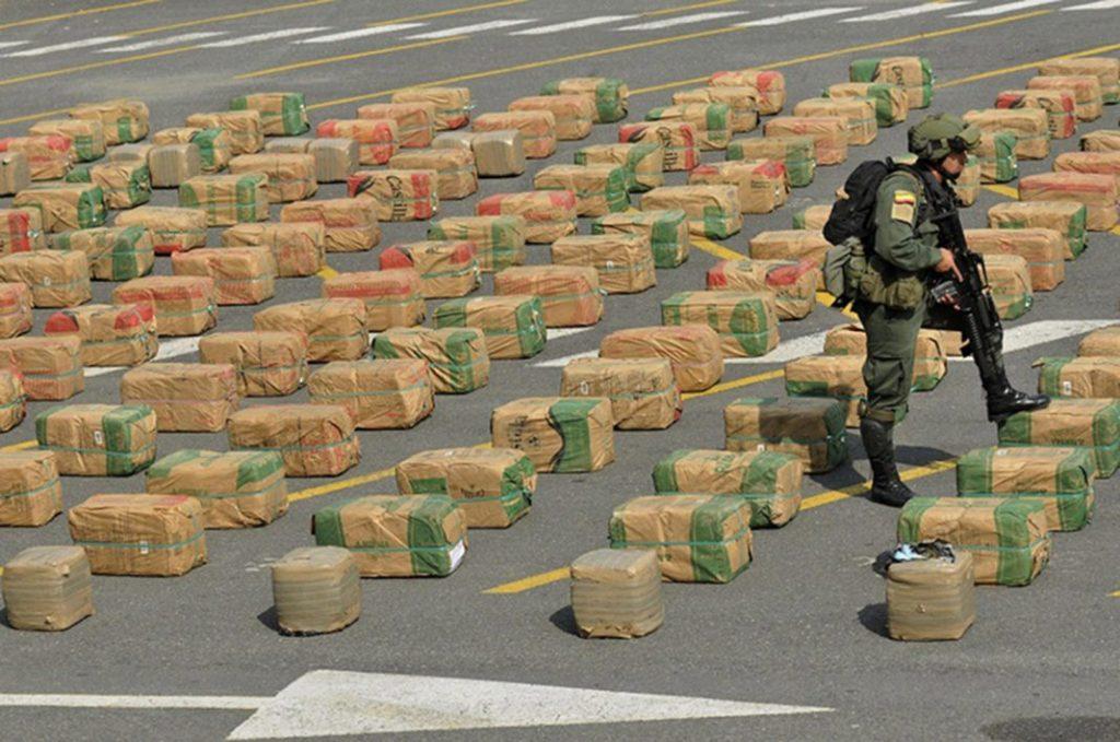 En Holanda incautaron 3,5 toneladas de cocaína enviada desde Colombia