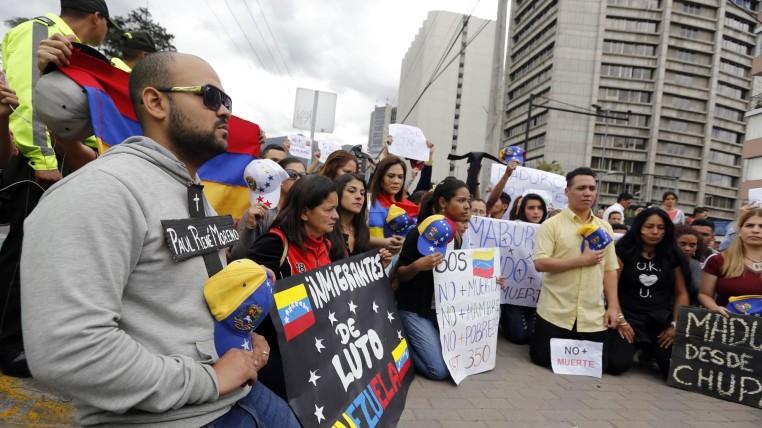 ONU insta a Perú y Ecuador a permitir ingreso de venezolanos