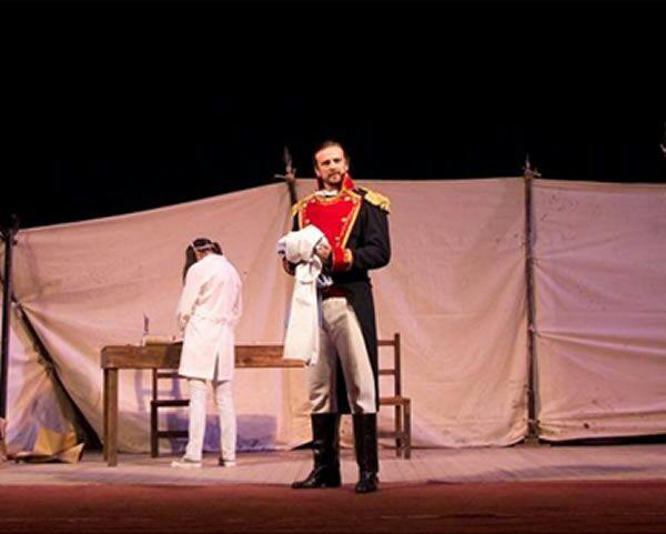 """Curso de """"Teatro Histórico"""" empezará este martes en la Sociedad Bolivariana"""