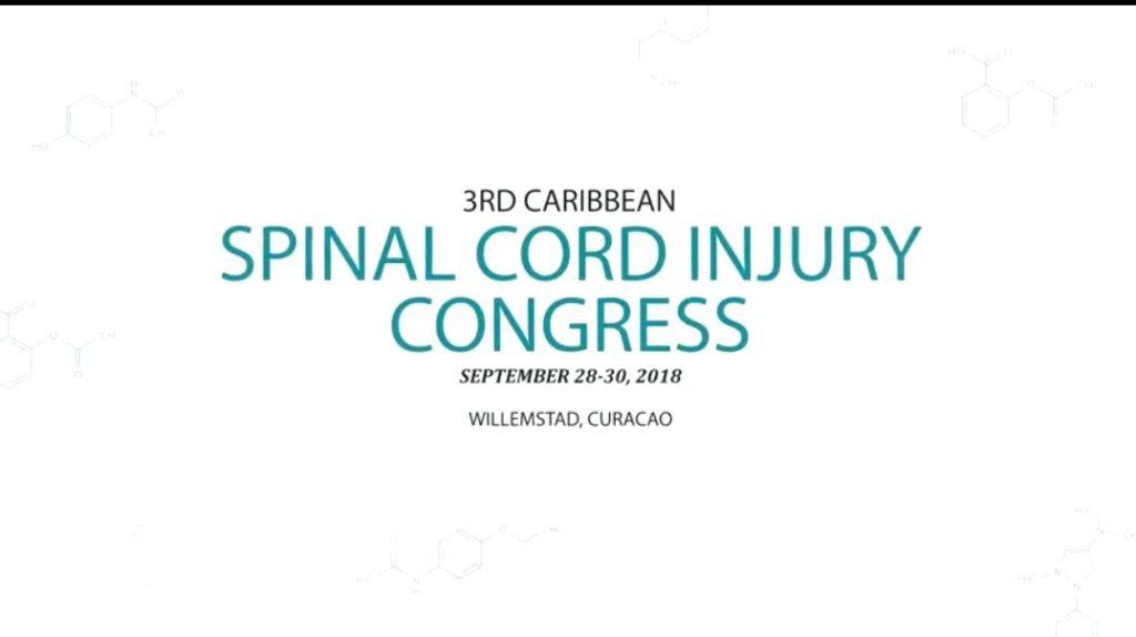 Curazao albergará el 3er Congreso de Lesiones de Médula Espinal del Caribe