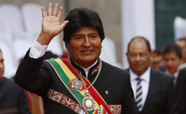 Encuentran la medalla y banda presidencial de Evo Morales que habían sido robadas