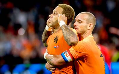 Holanda le ganó a Perú