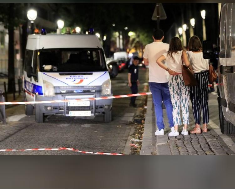 Detenido un hombre tras herir a siete personas con arma blanca en París