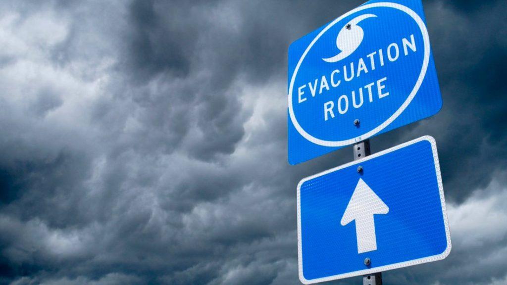 Obligan a evacuar hasta un millón de personas en EE.UU. por huracán Florence