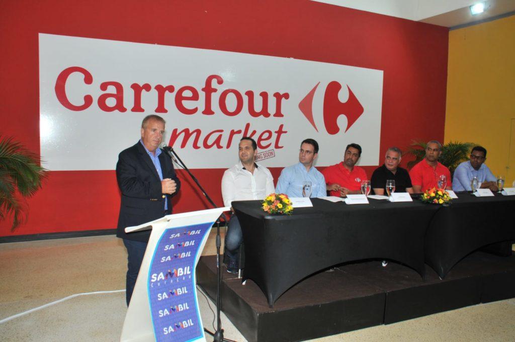 Cadena Carrefour llegará a Curazao en 2019