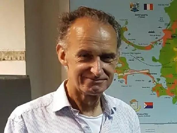 Nuevo Representante de Holanda llega a Curazao