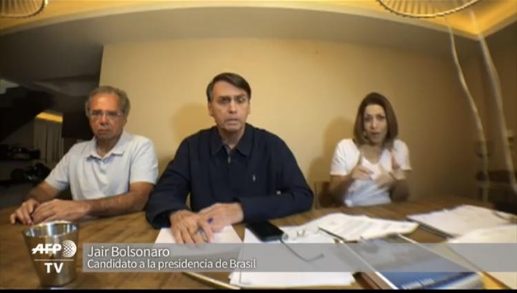 Habrá segunda vuelta en elecciones brasileñas