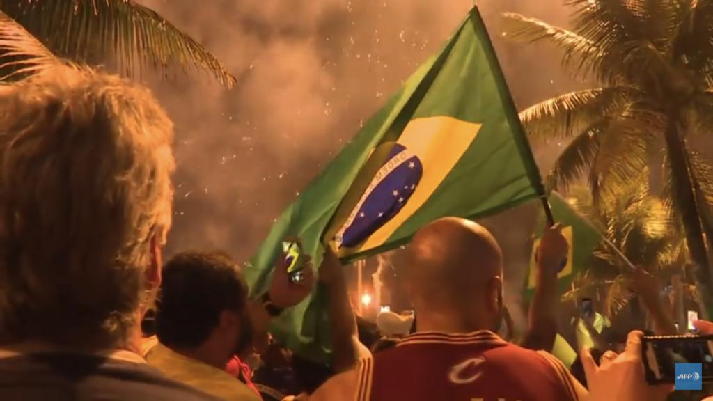 Jaír Bolsonaro es el nuevo presidente de Brasil