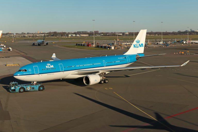 KLM ofrecerá vuelos directos entre Ámsterdam y Las Vegas