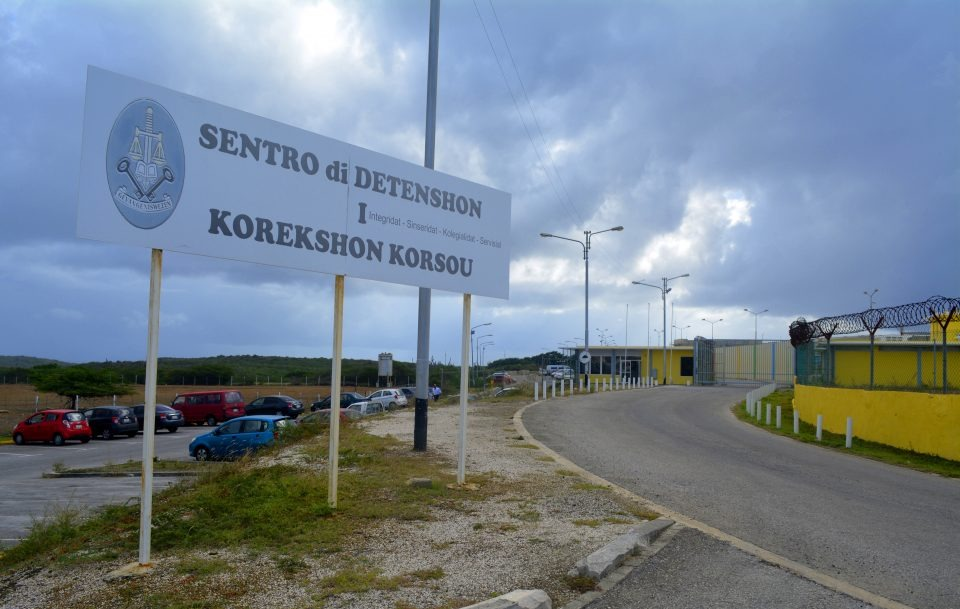 Dos presos sorprendidos con armas en SDKK