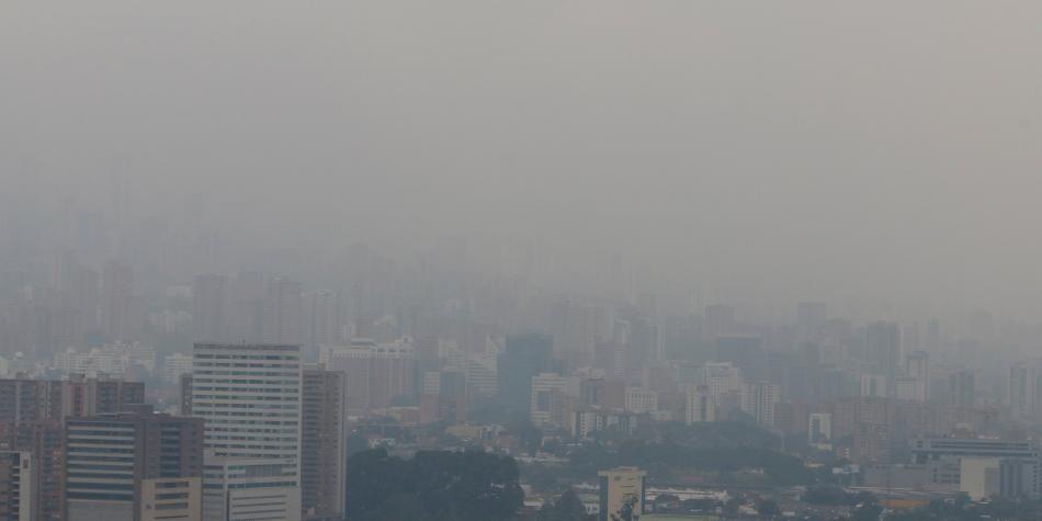 Contaminación del aire causa 600.000 muertes en niños al año