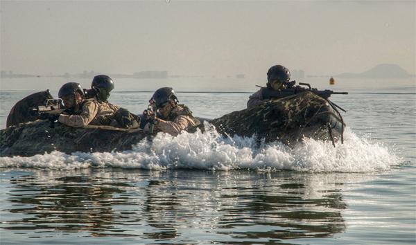Holanda y Francia realizarán ejercicios militares conjuntos en Curazao