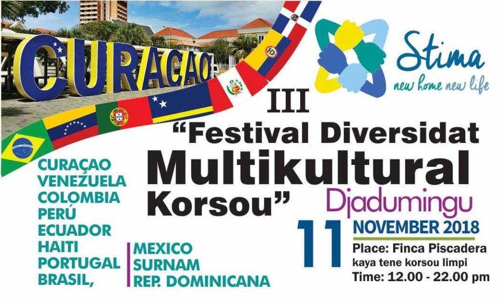 III Festival Multicultural de Curazao será este domingo