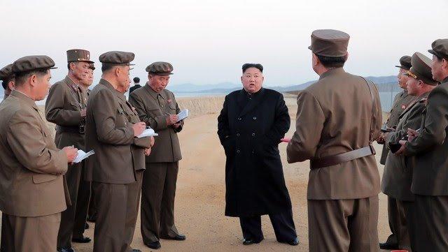 "Corea del Norte prueba ""arma táctica ultra moderna"""