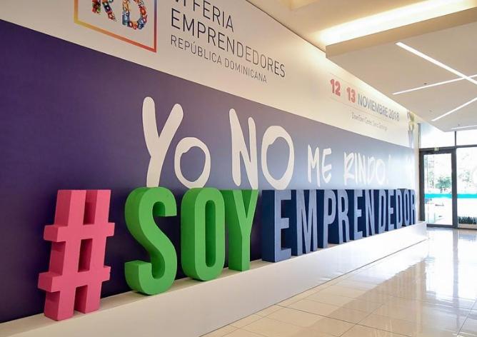 Inauguran Feria de Emprendedores en República Dominicana
