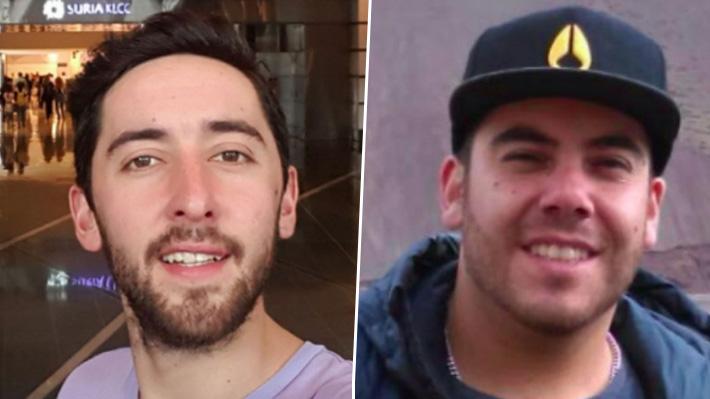 Dos chilenos acusados de homicidio en Malasia