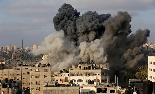 Continúa enfrentamiento entre Israel y Palestina