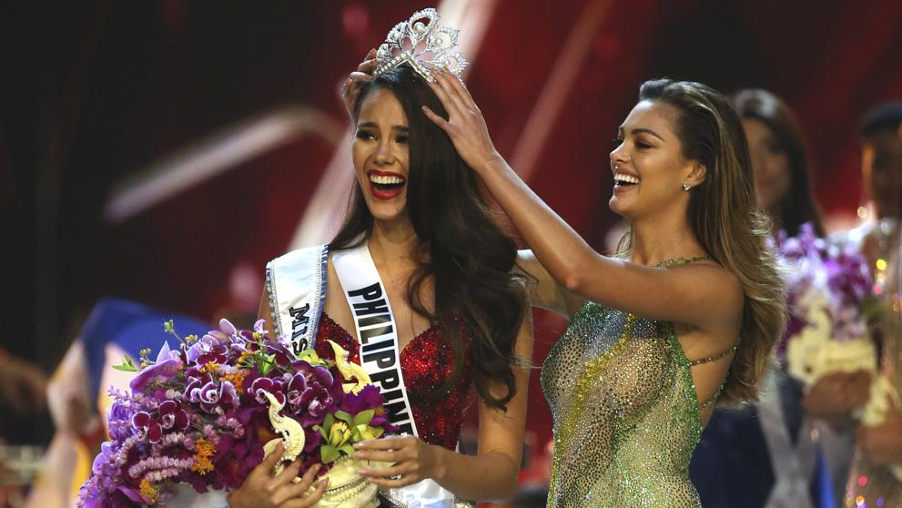 Filipinas gana el Miss Universo 2018
