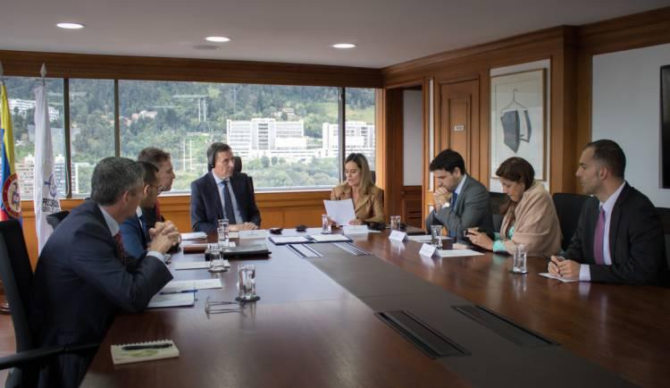 Colombia y Aruba lucharán contra la corrupción