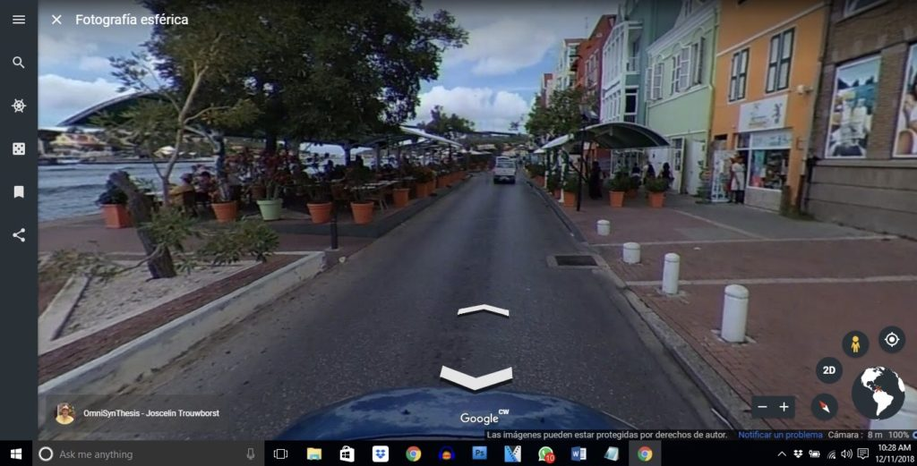 Curazao ya está en Google Street View