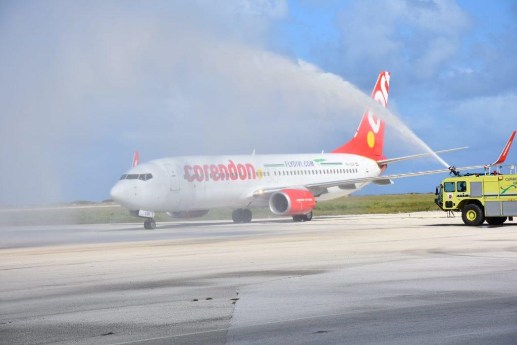 Curazao estrenó vuelos directos a São Paulo