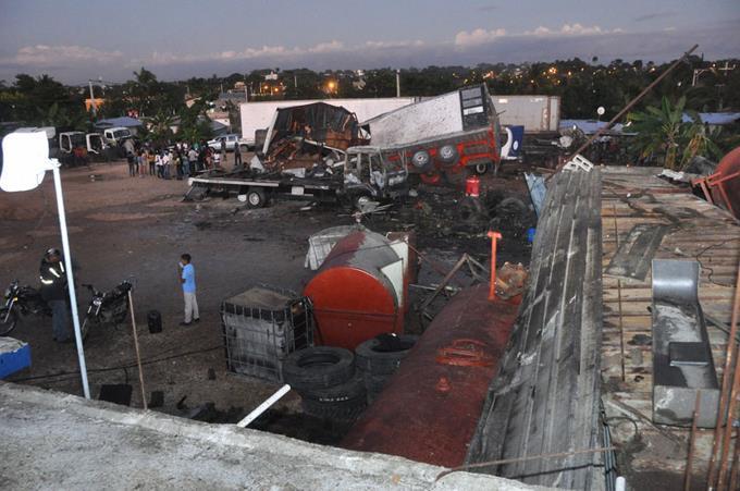 Al menos dos muertos y cuatro heridos durante explosión en República Dominicana