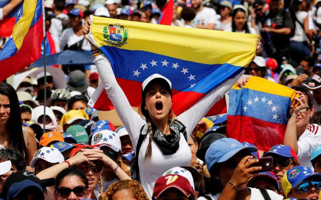 Venezolanos en Curazao y Aruba se suman para apoyar transición a la democracia
