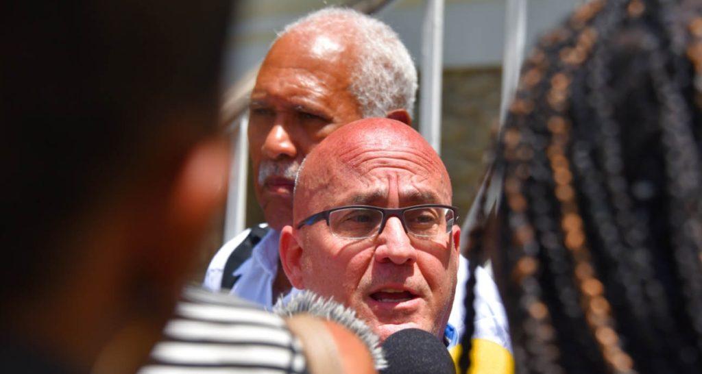 Ministerio Público se prepara para despedir a su vocero oficial