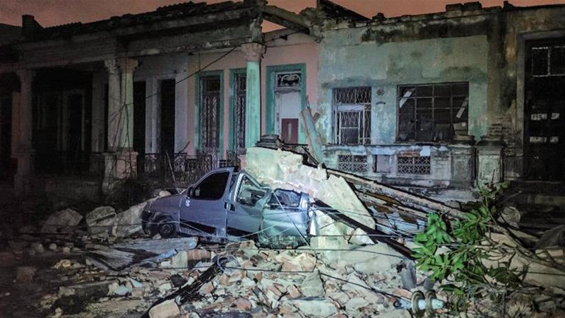 Tornado en Cuba deja tres fallecidos