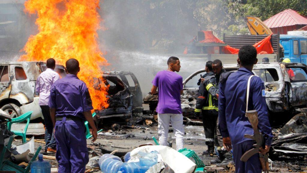 Ataque con carro bomba en Somalia