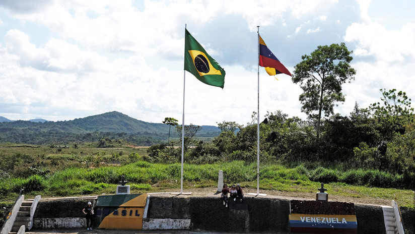 Nicolás Maduro decreta cierre fronterizo con Brasil
