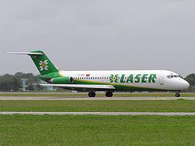 Laser Airlines habilitará vuelo para pasajeros rezagados