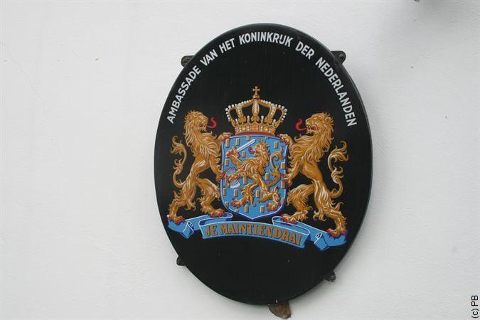 Comunicado de la Embajada de los Países Bajos en Caracas