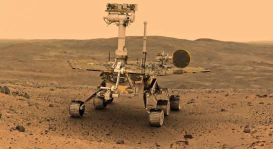 NASA anunció muerte de robot Opportunity
