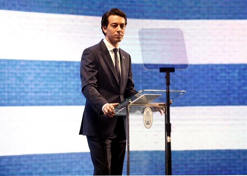 Empresario de 38 años en la lucha por la presidencia de Uruguay