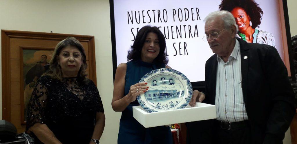 Sociedad Bolivariana celebró el Día de la Mujer