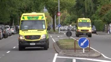 Ataque terrorista en Nueva Zelanda deja al menos 49 muertos