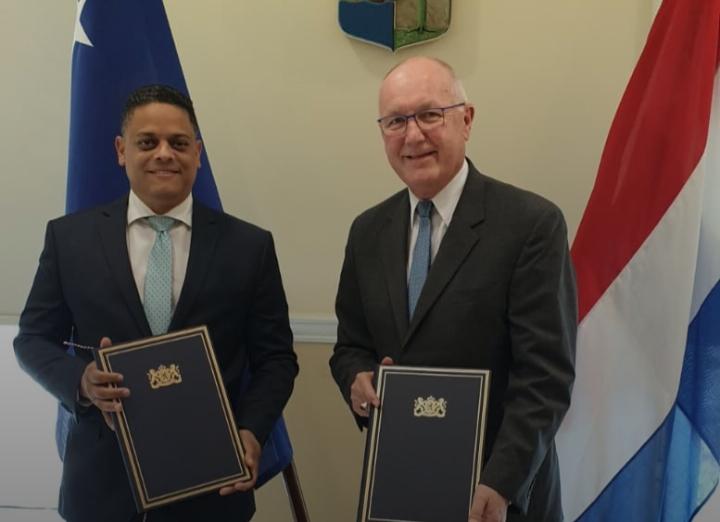 Reino holandés y EE.UU. formalizan uso de Curazao como centro de ayuda humanitaria