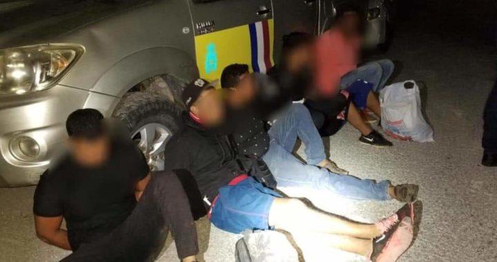 Capturados 17 migrantes venezolanos en lancha clandestina