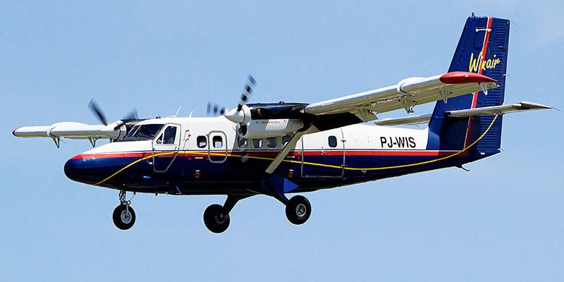 Winair ofrecerá más vuelos entre las islas ABC
