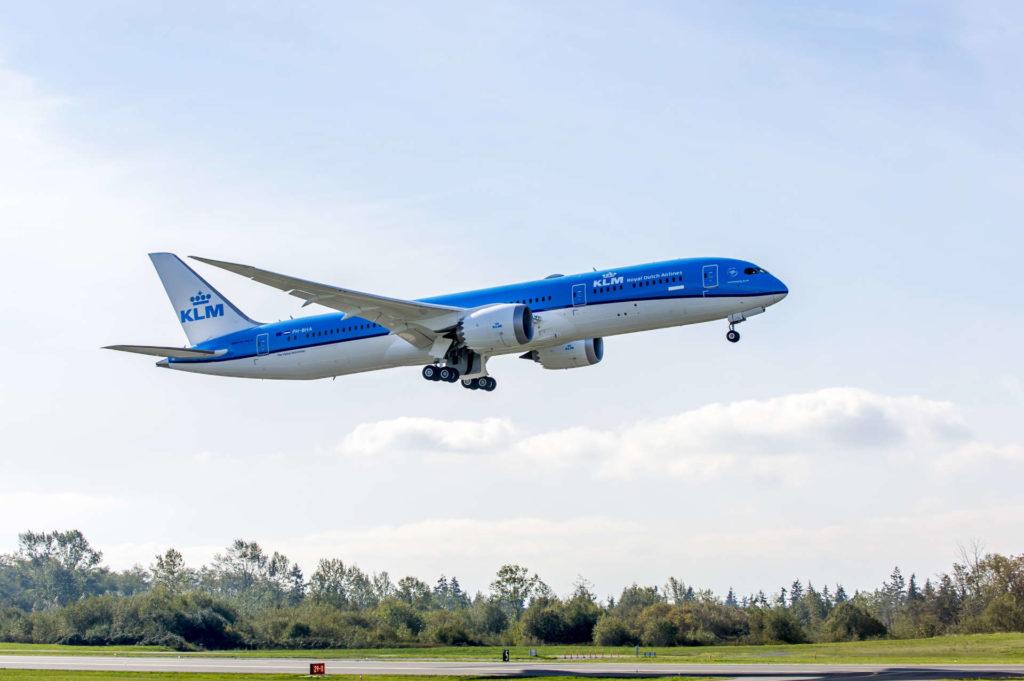 KLM anuncia nuevos aviones Dreamliner en su ruta a Curazao