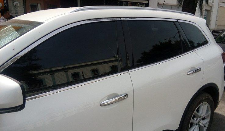 Policía inspeccionará vehículos con vídrios ahumados