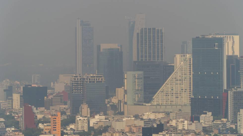 México en emergencia por altos niveles de contaminación