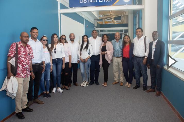 COMUNICADO | Gobernador de La Guajira de visita en Curazao